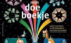 Cover doeboekje Jeugdboekenmaand 2021 - © Bibliotheken Antwerpen