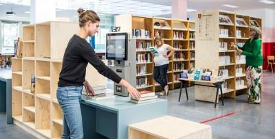 Bibliotheken heropenen op 2 juni als 'uitleenbibliotheek'