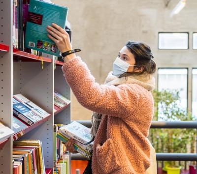 Van harte welkom in de bibliotheek!
