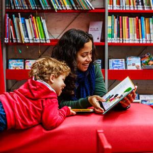 Nieuw gebruikersreglement Antwerpse bibliotheken