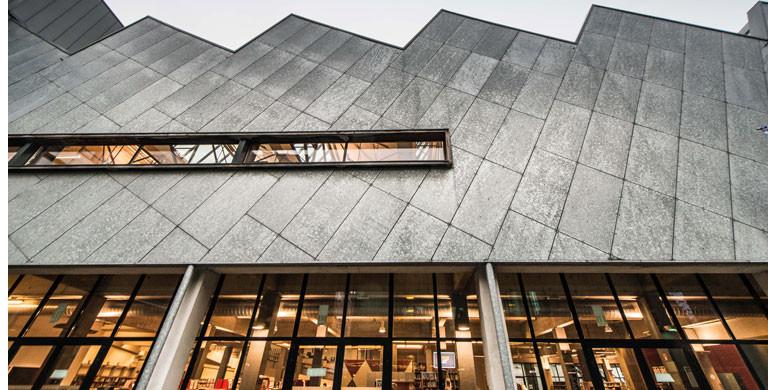 Sheddak bibliotheek Permeke